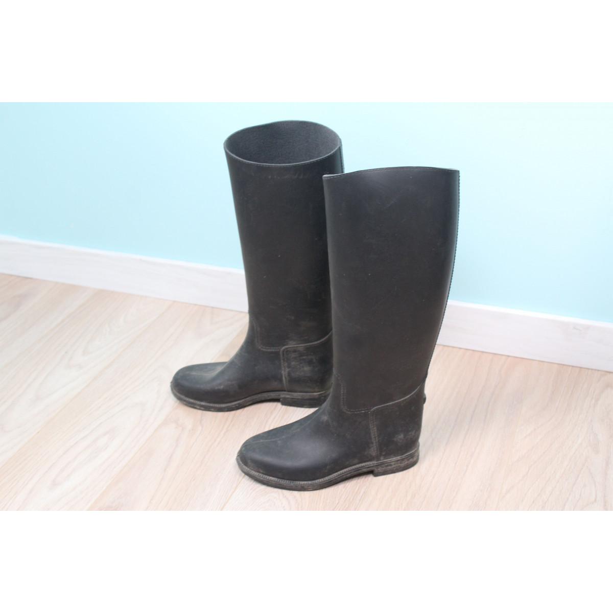 chaussures de sport a304a a5b13 Bottes caoutchouc enfant